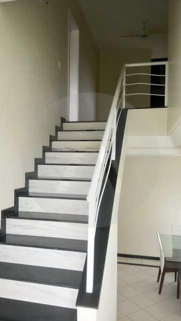 14 Casa Condomínio Itaipu - Imobiliária Agatê Imóveis vende Casa em Condomínio - Itaipu - Niterói. - HTCN40023 - 15