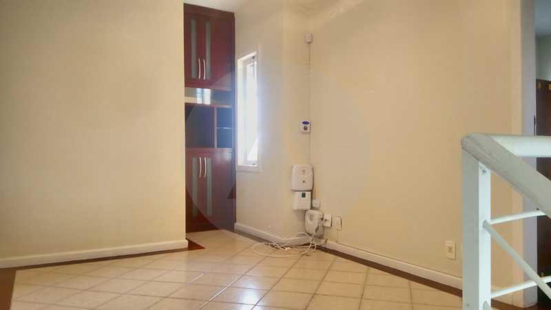 15 Casa Condomínio Itaipu - Imobiliária Agatê Imóveis vende Casa em Condomínio - Itaipu - Niterói. - HTCN40023 - 16