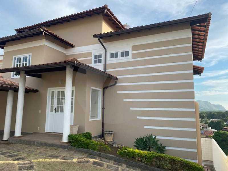 2 Casa Condomínio Itaipu - Imobiliária Agatê Imóveis vende Casa em Condomínio - Itaipu - Niterói. - HTCN40023 - 3