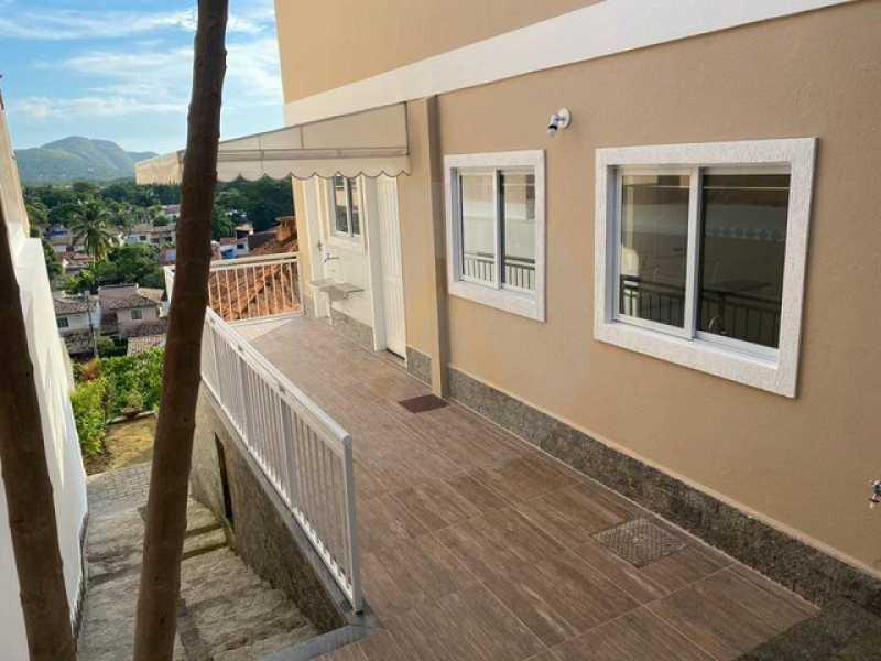 22 Casa Condomínio Itaipu - Imobiliária Agatê Imóveis vende Casa em Condomínio - Itaipu - Niterói. - HTCN40023 - 23