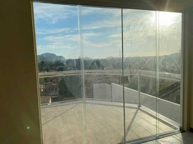 8 Casa Condomínio Itaipu - Imobiliária Agatê Imóveis vende Casa em Condomínio - Itaipu - Niterói. - HTCN40023 - 9