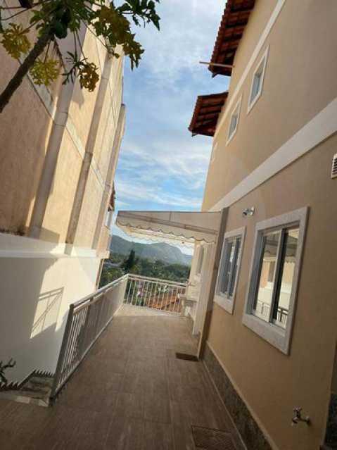 24 Casa Condomínio Itaipu - Imobiliária Agatê Imóveis vende Casa em Condomínio - Itaipu - Niterói. - HTCN40023 - 25