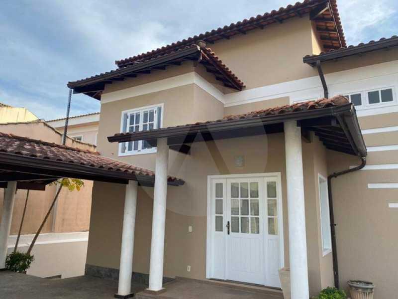25 Casa Condomínio Itaipu - Imobiliária Agatê Imóveis vende Casa em Condomínio - Itaipu - Niterói. - HTCN40023 - 26