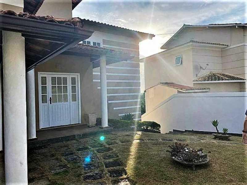 1 Casa Condomínio Itaipu - Imobiliária Agatê Imóveis vende Casa em Condomínio - Itaipu - Niterói. - HTCN40023 - 1