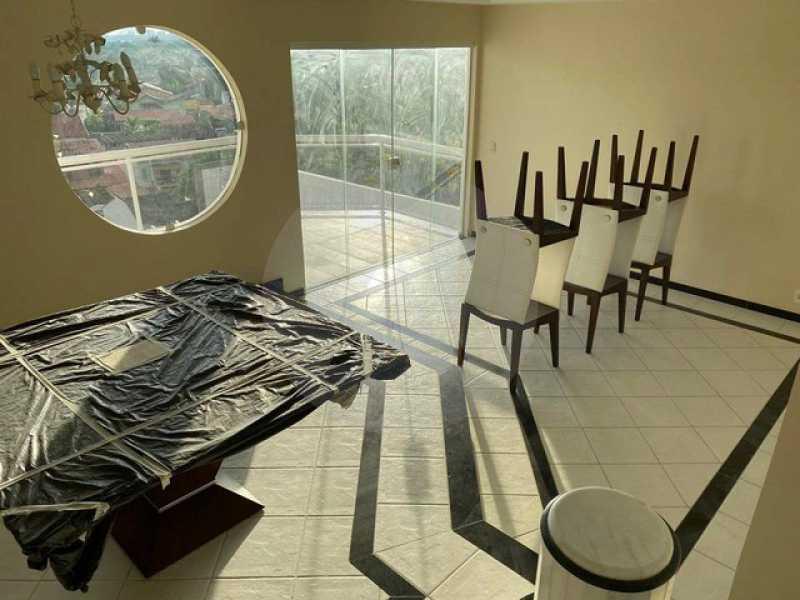 7 Casa Condomínio Itaipu - Imobiliária Agatê Imóveis vende Casa em Condomínio - Itaipu - Niterói. - HTCN40023 - 8