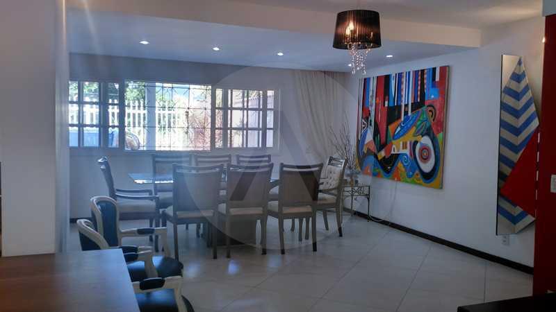 21 Casa 5 Suítes Camboinhas - Imobiliária Agatê Imóveis vende Casa Duplex, 350m² por 2.100 mil reais - Camboinhas - NiteróiRJ. - HTCA50006 - 22