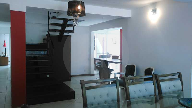 4 Casa 5 Suítes Camboinhas - Imobiliária Agatê Imóveis vende Casa Duplex, 350m² por 2.100 mil reais - Camboinhas - NiteróiRJ. - HTCA50006 - 5