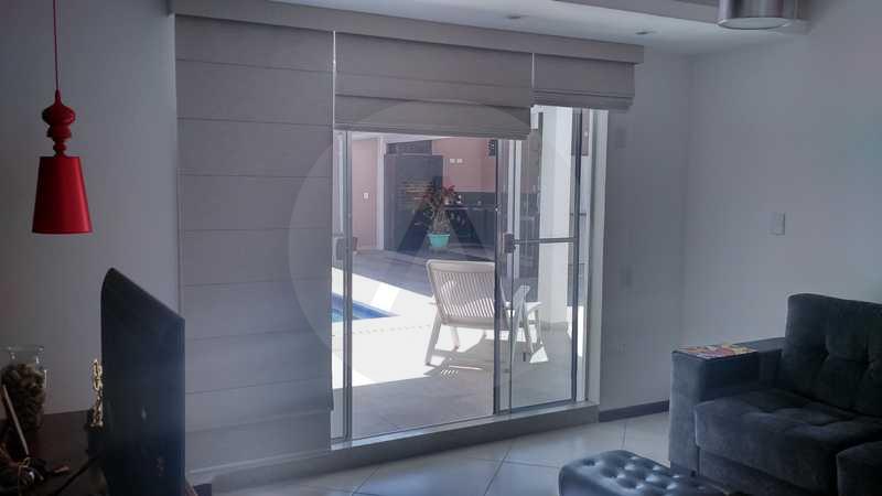 9 Casa 5 Suítes Camboinhas - Imobiliária Agatê Imóveis vende Casa Duplex, 350m² por 2.100 mil reais - Camboinhas - NiteróiRJ. - HTCA50006 - 10