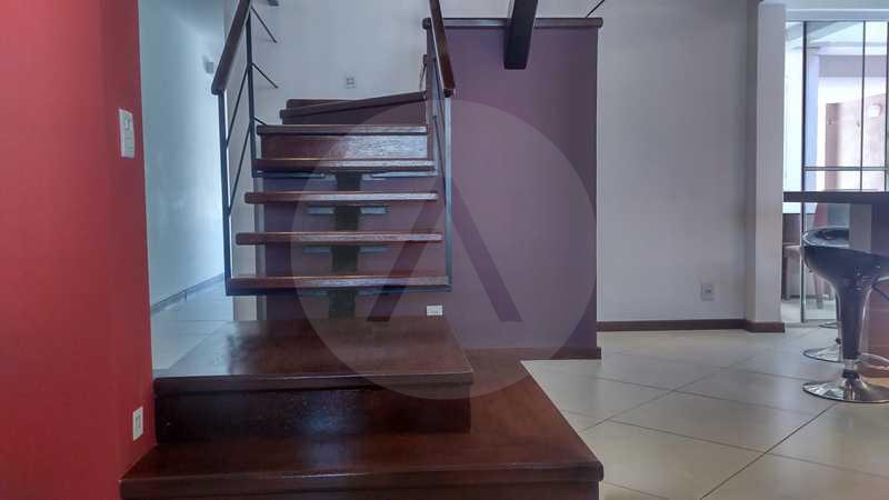 23 Casa 5 Suítes Camboinhas - Imobiliária Agatê Imóveis vende Casa Duplex, 350m² por 2.100 mil reais - Camboinhas - NiteróiRJ. - HTCA50006 - 24