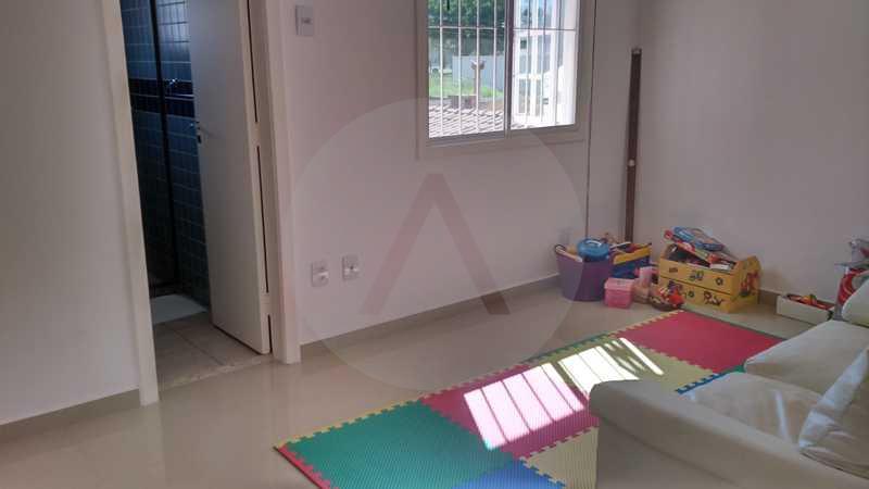 17 Casa 5 Suítes Camboinhas - Imobiliária Agatê Imóveis vende Casa Duplex, 350m² por 2.100 mil reais - Camboinhas - NiteróiRJ. - HTCA50006 - 18