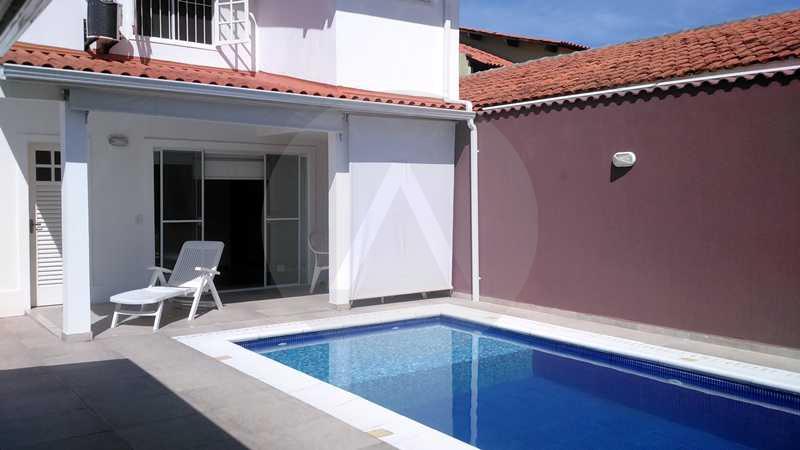 19 Casa 5 Suítes Camboinhas - Imobiliária Agatê Imóveis vende Casa Duplex, 350m² por 2.100 mil reais - Camboinhas - NiteróiRJ. - HTCA50006 - 20