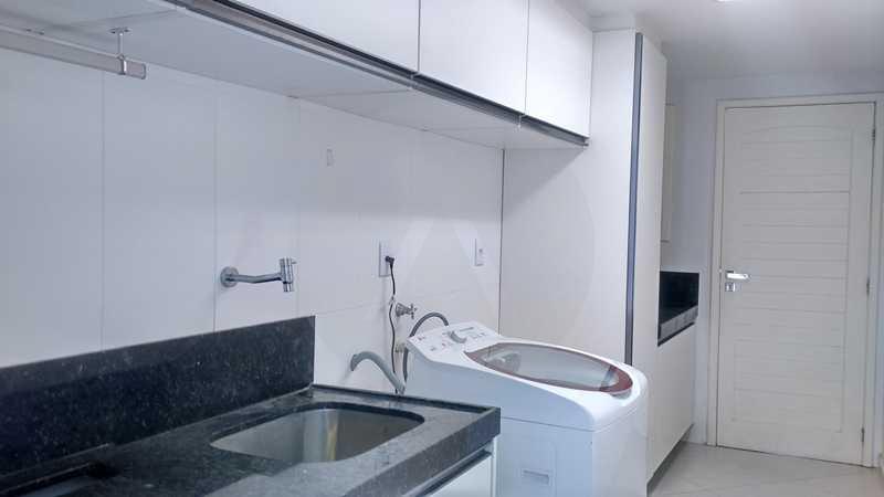 29 Casa 5 Suítes Camboinhas - Imobiliária Agatê Imóveis vende Casa Duplex, 350m² por 2.100 mil reais - Camboinhas - NiteróiRJ. - HTCA50006 - 30