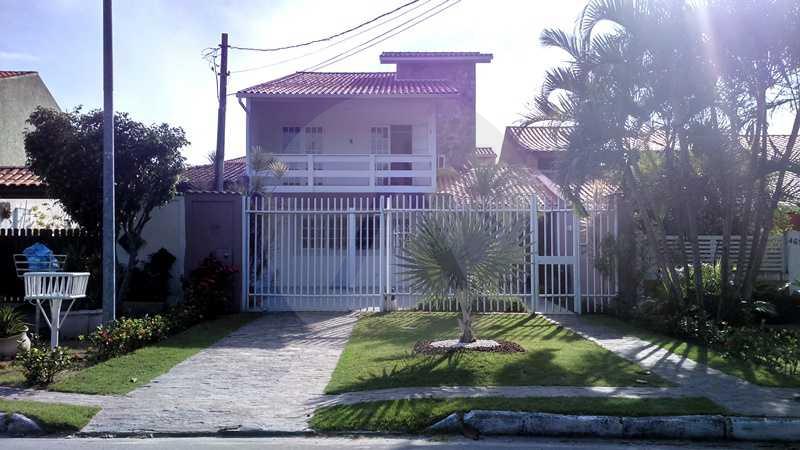 20 Casa 5 Suítes Camboinhas - Imobiliária Agatê Imóveis vende Casa Duplex, 350m² por 2.100 mil reais - Camboinhas - NiteróiRJ. - HTCA50006 - 21