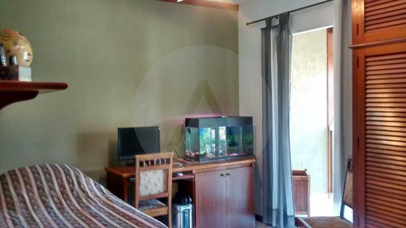 16 Casa Condomínio Itaipu - Imobiliária Agatê Imóveis vende ou permuta Casa em Condomínio de 142 m² Itaipu - Niterói por 1.200 mil reais. - HTCN30033 - 17