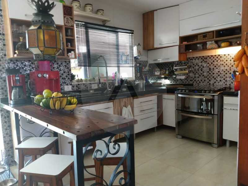7 Casa Condomínio Itaipu - Imobiliária Agatê Imóveis vende ou permuta Casa em Condomínio de 142 m² Itaipu - Niterói por 1.200 mil reais. - HTCN30033 - 8