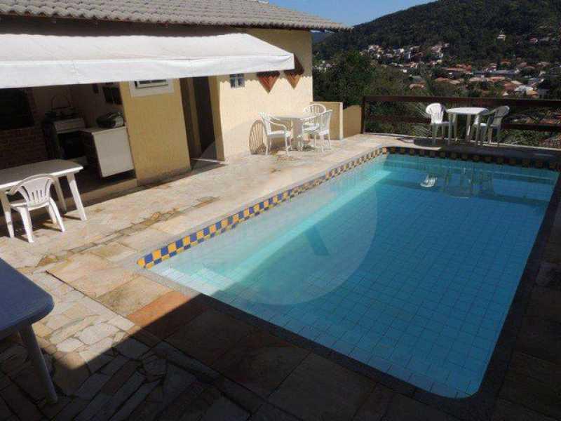 1 Casa Condomínio Itaipu - Imobiliária Agatê Imóveis vende ou permuta Casa em Condomínio de 142 m² Itaipu - Niterói por 1.200 mil reais. - HTCN30033 - 1