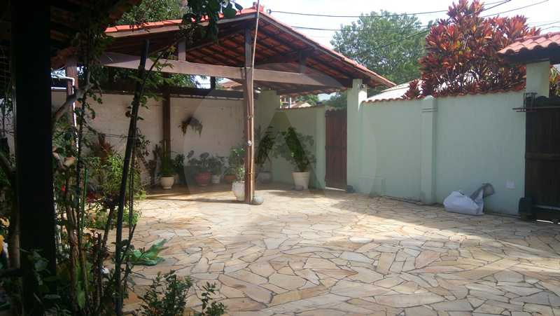 6 - Quintal Frente - Imobiliária Agatê Imóveis vende Casa de 160 m² Itaipu - Niterói por 750 mil reais. - HTCA30059 - 30