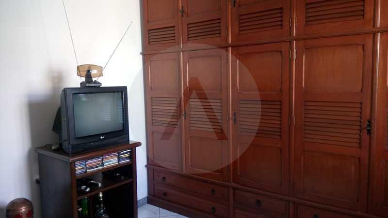 16 - Suite - Imobiliária Agatê Imóveis vende Casa de 160 m² Itaipu - Niterói por 750 mil reais. - HTCA30059 - 25