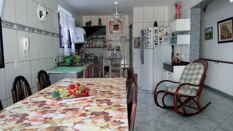 21 - Copa Cozinha - Imobiliária Agatê Imóveis vende Casa de 160 m² Itaipu - Niterói por 750 mil reais. - HTCA30059 - 14