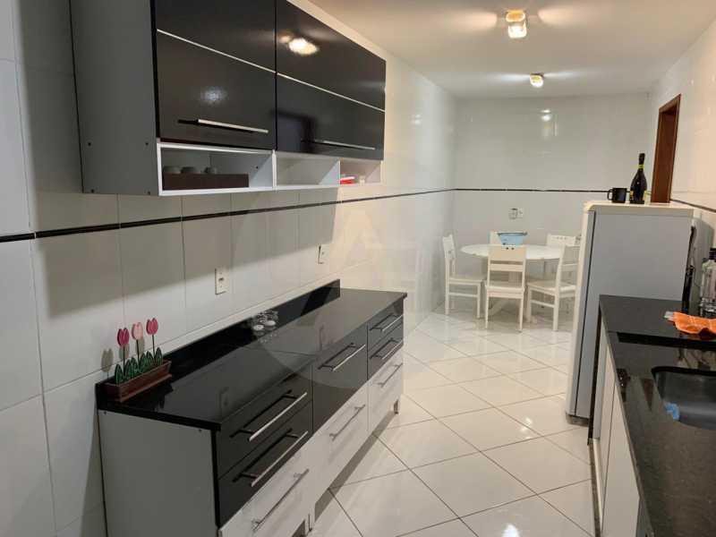 10 Casa Duplex Piratininga  - Imobiliária Agatê Imóveis vende Casa de 270 m² Piratininga - Niterói por 1.350.000,00 mil reais - HTCA40031 - 11