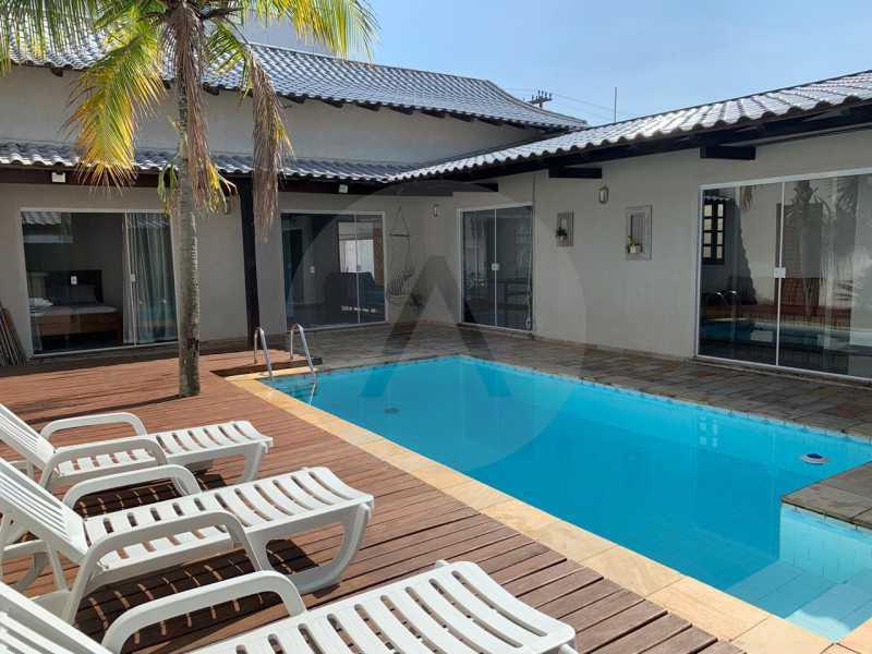 1 Casa Duplex Piratininga  - Imobiliária Agatê Imóveis vende Casa de 270 m² Piratininga - Niterói por 1.350.000,00 mil reais - HTCA40031 - 1