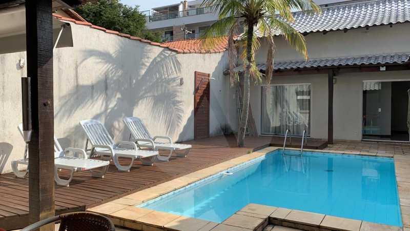 2 Casa Duplex Piratininga  - Imobiliária Agatê Imóveis vende Casa de 270 m² Piratininga - Niterói por 1.350.000,00 mil reais - HTCA40031 - 3