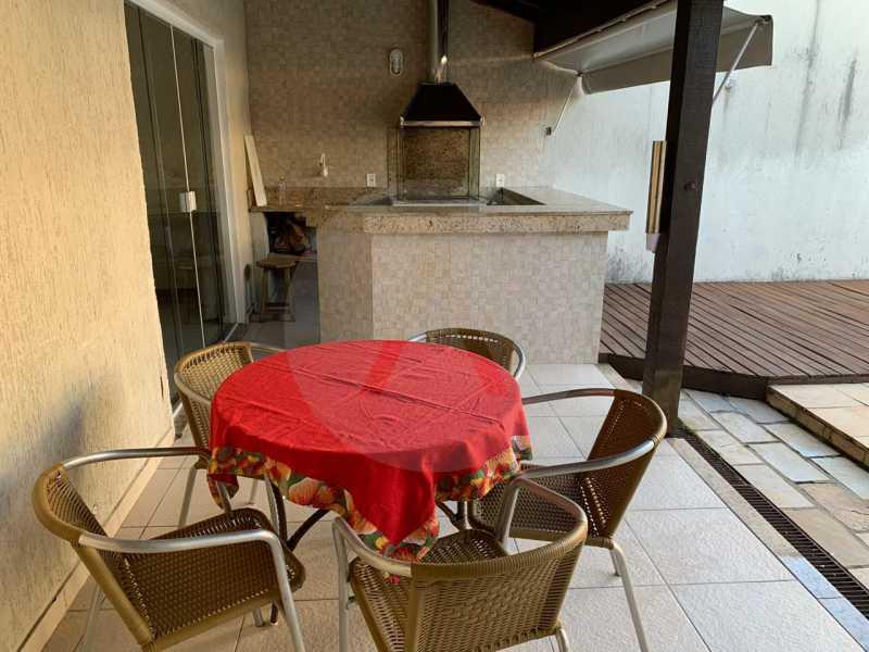 3 Casa Duplex Piratininga  - Imobiliária Agatê Imóveis vende Casa de 270 m² Piratininga - Niterói por 1.350.000,00 mil reais - HTCA40031 - 4