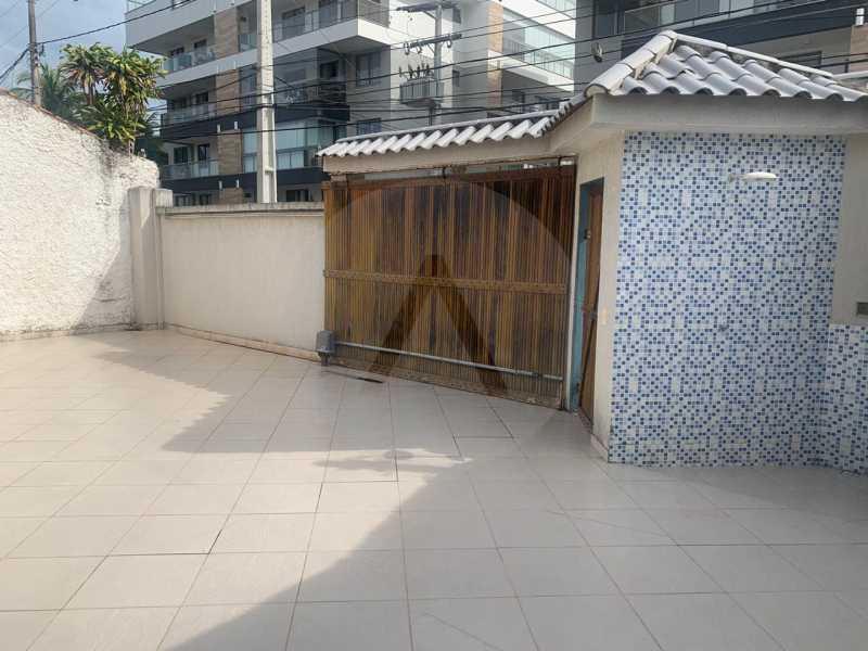 27 Casa Duplex Piratininga  - Imobiliária Agatê Imóveis vende Casa de 270 m² Piratininga - Niterói por 1.350.000,00 mil reais - HTCA40031 - 28