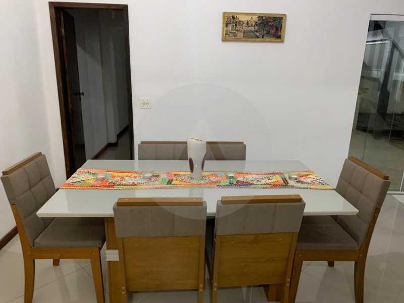 12 Casa Duplex Piratininga - Imobiliária Agatê Imóveis vende Casa de 270 m² Piratininga - Niterói por 1.350.000,00 mil reais - HTCA40031 - 13