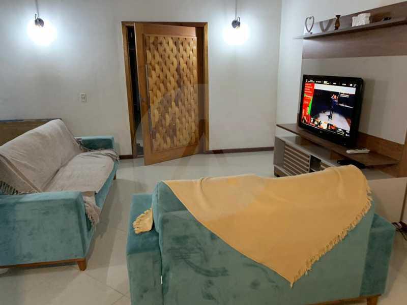 5 Casa Duplex Piratininga - Imobiliária Agatê Imóveis vende Casa de 270 m² Piratininga - Niterói por 1.350.000,00 mil reais - HTCA40031 - 6