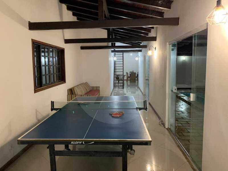 6 Casa Duplex Piratininga. - Imobiliária Agatê Imóveis vende Casa de 270 m² Piratininga - Niterói por 1.350.000,00 mil reais - HTCA40031 - 7