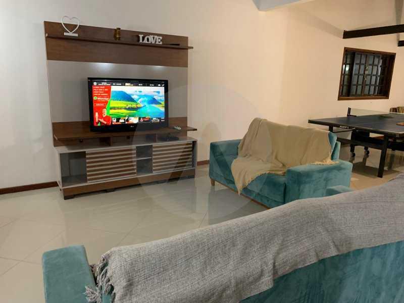 4 Casa Duplex Piratininga . - Imobiliária Agatê Imóveis vende Casa de 270 m² Piratininga - Niterói por 1.350.000,00 mil reais - HTCA40031 - 5
