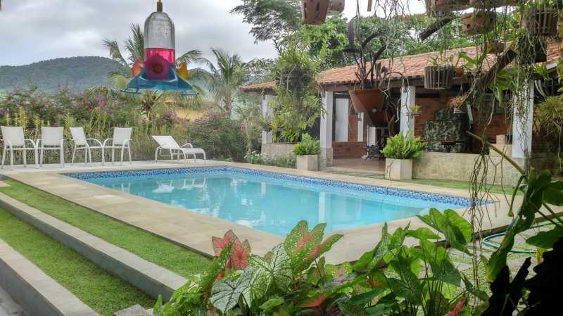 22 - Piscina - Imobiliária Agatê Imóveis vende Casa Linear Itaipu - Niterói. - HTCA30006 - 1