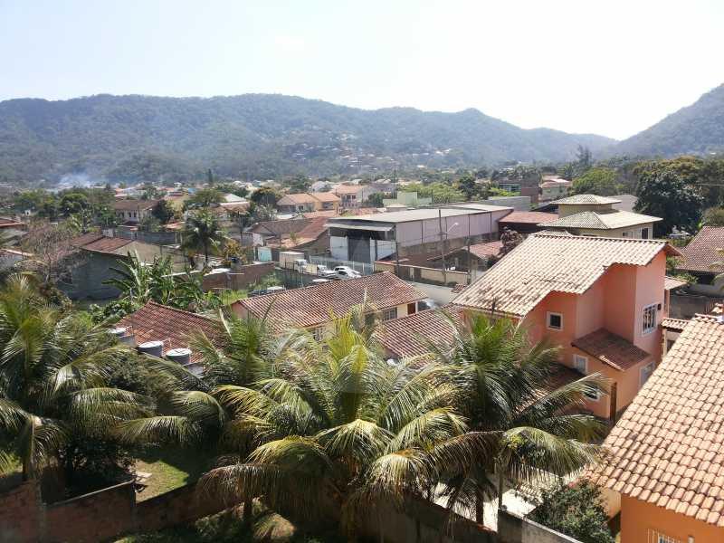20 - Vista - Imobiliária Agatê Imóveis vende Casa de 98 m² Itaipu - Niterói por 420 mil reais. - HTCA30064 - 1