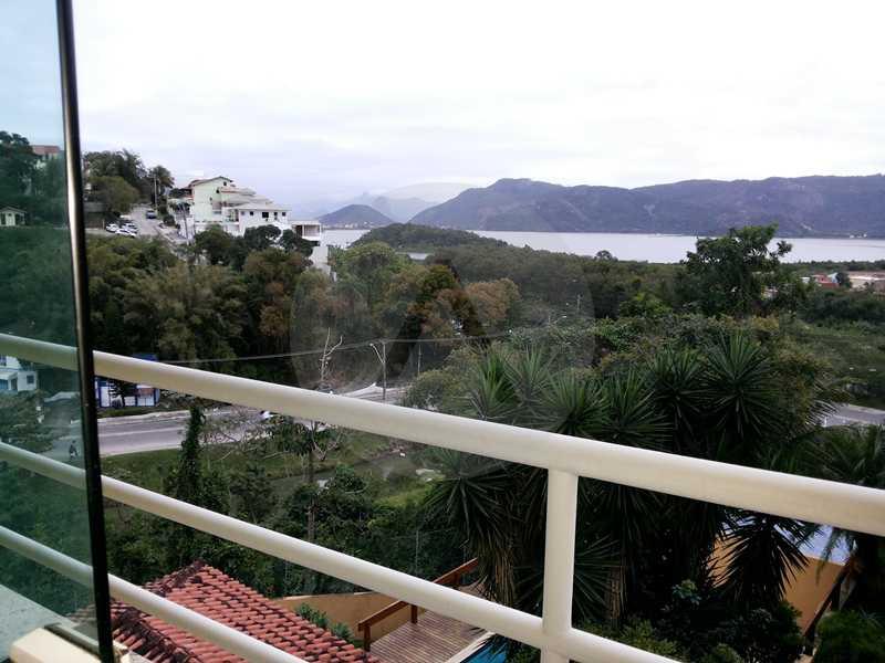 45 - Vista - Imobiliária Agatê Imóveis vende Casa em Condomínio de 560m² Piratininga - Niterói por 3 Milhões - HTCN40025 - 23