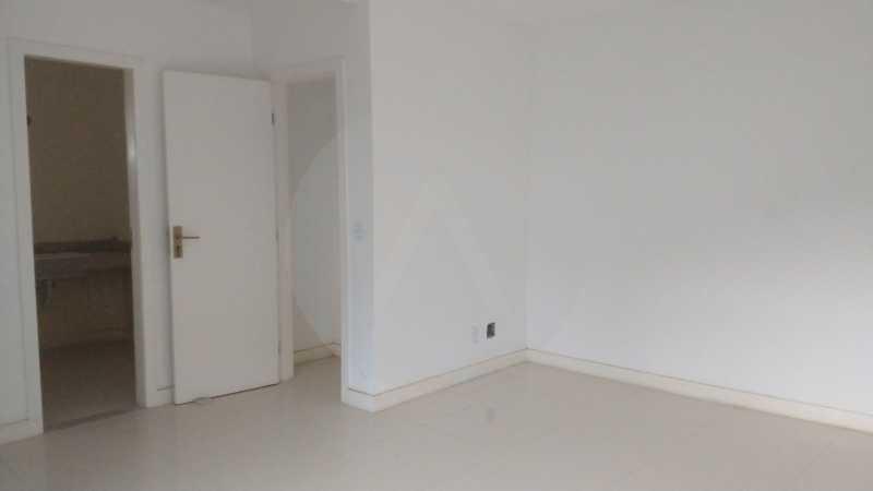 13 Casa Condomínio Itaipu. - Imobiliária Agatê Imóveis vende casa em condomínio de 215m² por R 760.000 - Itaipu - Niterói/RJ - HTCN40001 - 14