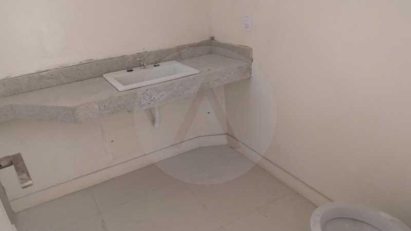 15 Casa Condomínio Itaipu. - Imobiliária Agatê Imóveis vende casa em condomínio de 215m² por R 760.000 - Itaipu - Niterói/RJ - HTCN40001 - 16