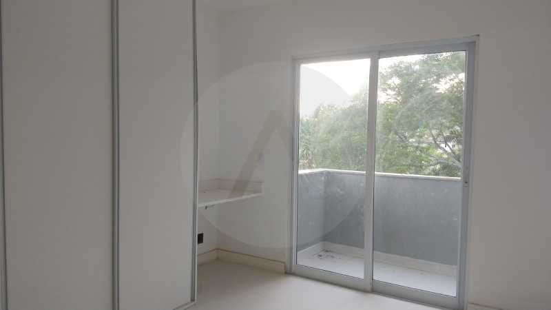 16 Casa Condomínio Itaipu. - Imobiliária Agatê Imóveis vende casa em condomínio de 215m² por R 760.000 - Itaipu - Niterói/RJ - HTCN40001 - 17