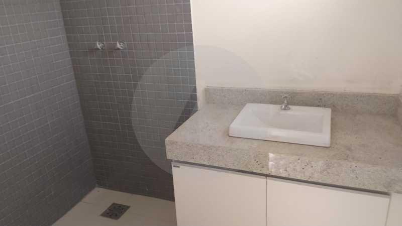 18 Casa Condomínio Itaipu. - Imobiliária Agatê Imóveis vende casa em condomínio de 215m² por R 760.000 - Itaipu - Niterói/RJ - HTCN40001 - 19