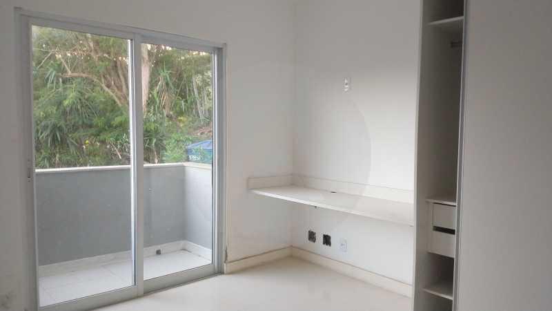 19 Casa Condomínio Itaipu. - Imobiliária Agatê Imóveis vende casa em condomínio de 215m² por R 760.000 - Itaipu - Niterói/RJ - HTCN40001 - 20