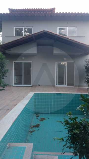 23 Casa Condomínio Itaipu. - Imobiliária Agatê Imóveis vende casa em condomínio de 215m² por R 760.000 - Itaipu - Niterói/RJ - HTCN40001 - 24