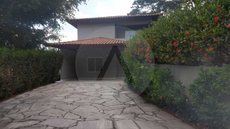 28 Casa Condomínio Itaipu. - Imobiliária Agatê Imóveis vende casa em condomínio de 215m² por R 760.000 - Itaipu - Niterói/RJ - HTCN40001 - 29