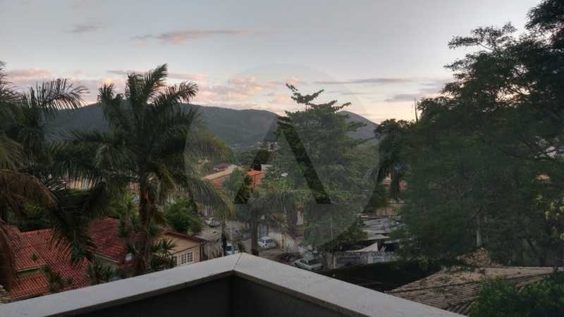 29 Casa Condomínio Itaipu. - Imobiliária Agatê Imóveis vende casa em condomínio de 215m² por R 760.000 - Itaipu - Niterói/RJ - HTCN40001 - 30