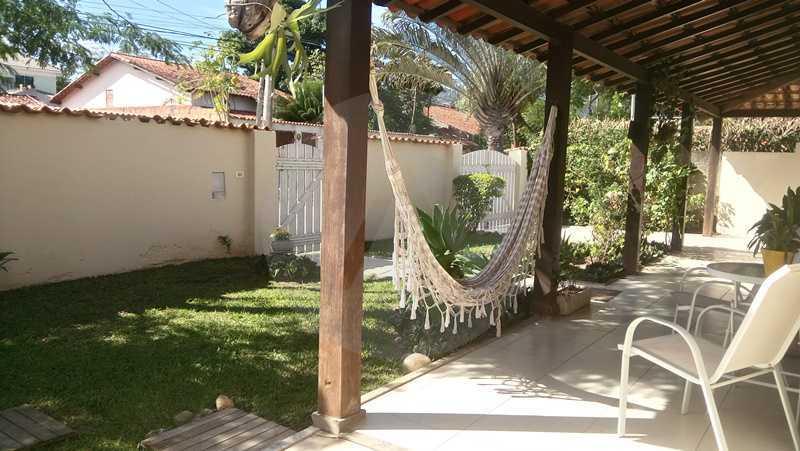 2 Casa Padrão Itaipu - Imobiliária Agatê Imóveis vende Casa de 250m² Itaipu - Niterói por 840 mil reais. - HTCA30081 - 3