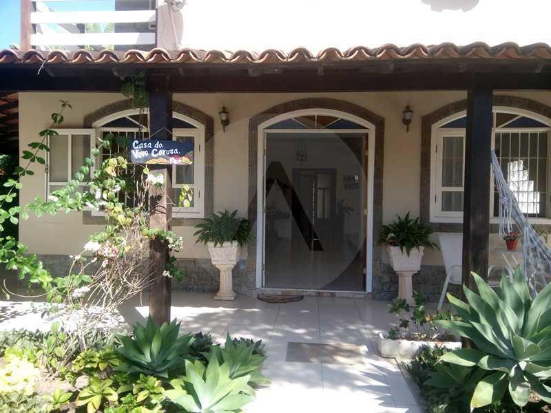 3 Casa Padrão Itaipu - Imobiliária Agatê Imóveis vende Casa de 250m² Itaipu - Niterói por 840 mil reais. - HTCA30081 - 4