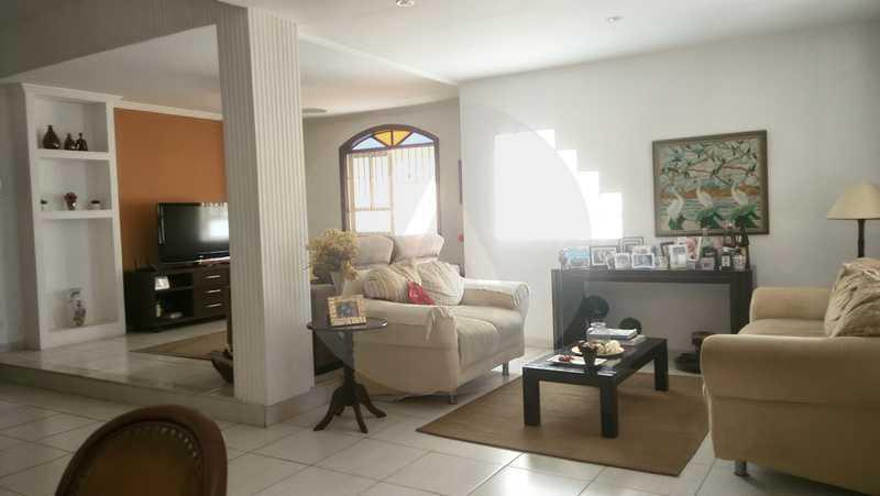 5 Casa Padrão Itaipu - Imobiliária Agatê Imóveis vende Casa de 250m² Itaipu - Niterói por 840 mil reais. - HTCA30081 - 6
