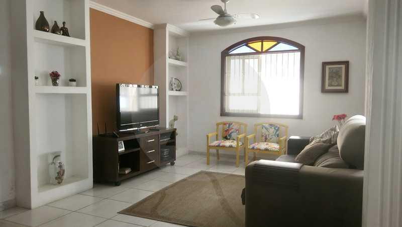 6 Casa Padrão Itaipu - Imobiliária Agatê Imóveis vende Casa de 250m² Itaipu - Niterói por 840 mil reais. - HTCA30081 - 7