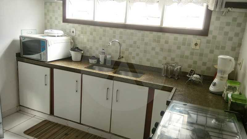 16 Casa Padrão Itaipu - Imobiliária Agatê Imóveis vende Casa de 250m² Itaipu - Niterói por 840 mil reais. - HTCA30081 - 17