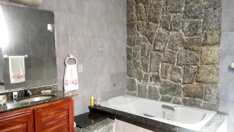22 Casa Padrão Itaipu - Imobiliária Agatê Imóveis vende Casa de 250m² Itaipu - Niterói por 840 mil reais. - HTCA30081 - 23
