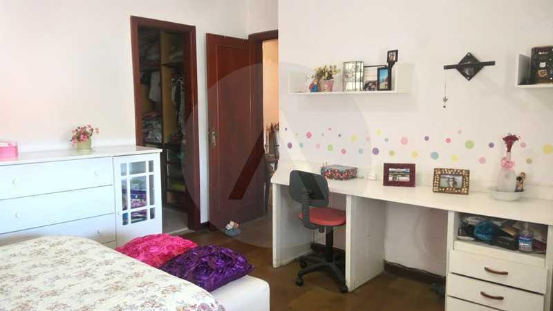 25 Casa Padrão Itaipu - Imobiliária Agatê Imóveis vende Casa de 250m² Itaipu - Niterói por 840 mil reais. - HTCA30081 - 26